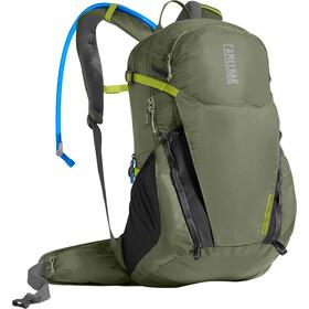 CamelBak Rim Runner 22 Trinkrucksack 19,5l+2,5l lichen green/dark citron